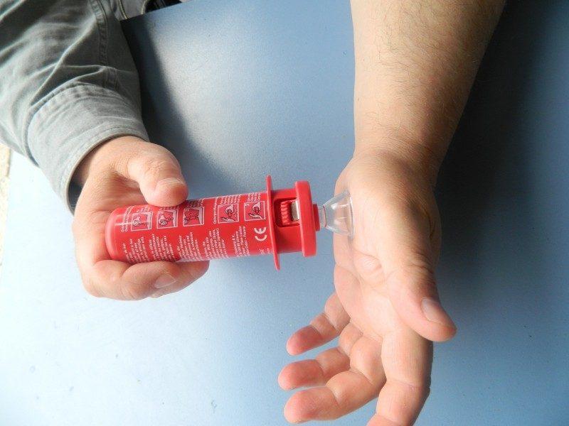 Екстрактор на отрова 1
