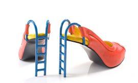 Невероятно идейни обувки на токчета