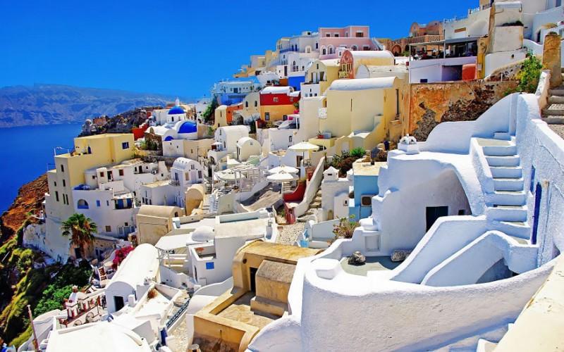 #16 Oia, Greece