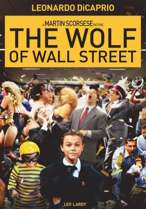 «Волк с Уолл-Стрит»