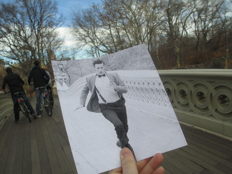 Доктор Кто - Ангелы захватывают Манхэттен