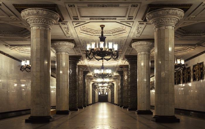 Санкт Петербург - Станция метро - Автово 2