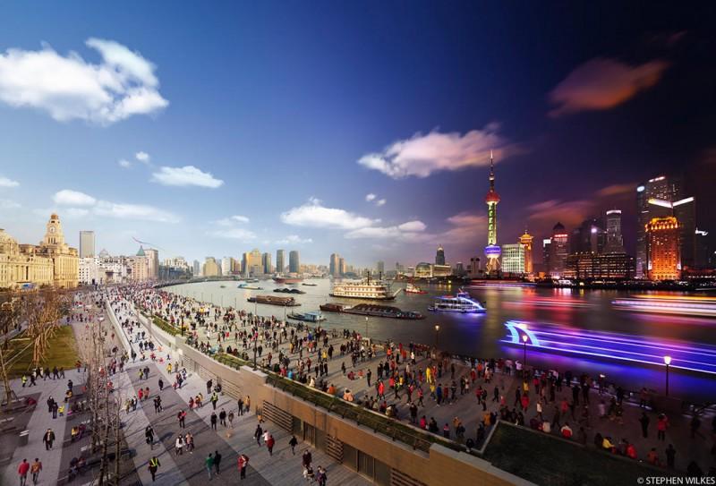 Шанхай, Китай, 2012 год