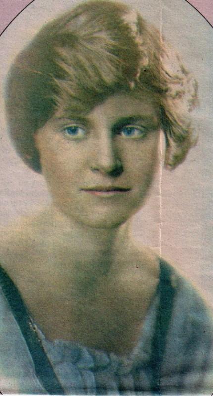 1 - Хэдли Ричардсон. Первая жена Хемингуэя