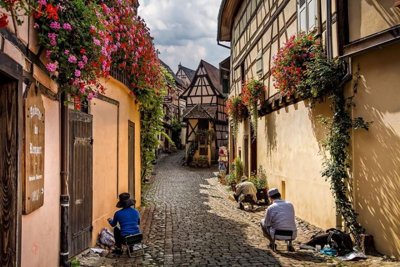 #12 Eguisheim, France
