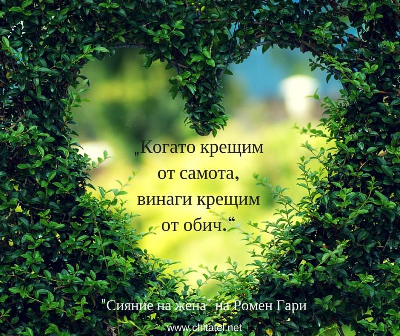 """Сияние на жена"" на Ромен Гари - 14"