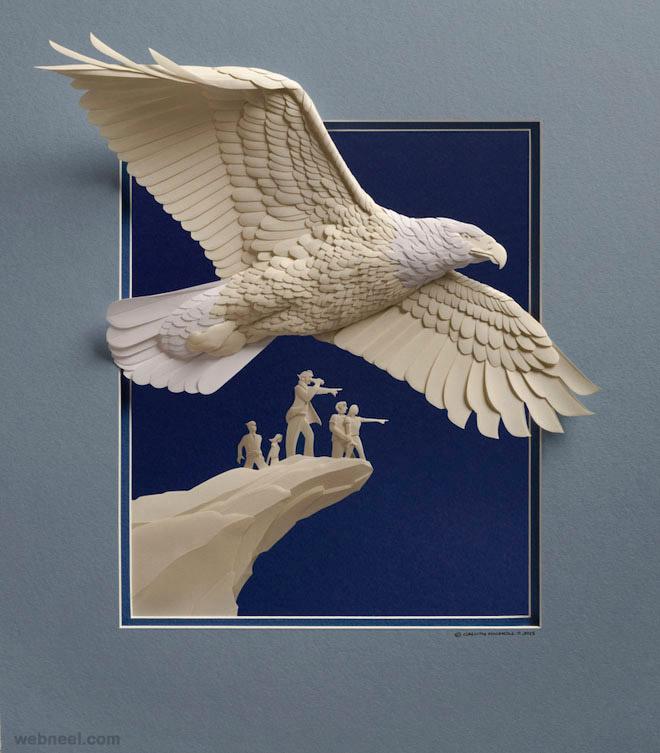 15-best-paper-sculpture-by-calvin-nicholls