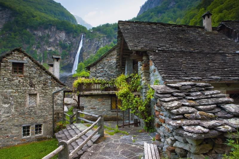 #19 Foroglio, Switzerland