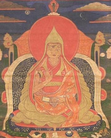 Гендун Друп, 1-я Далай Лама