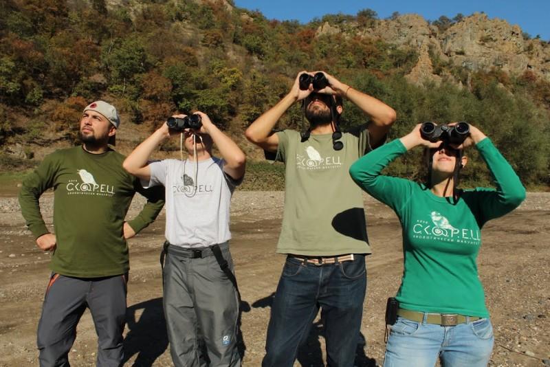2.Позираме в Източни Родопи (без бинокъл – Атанас Грозданов)