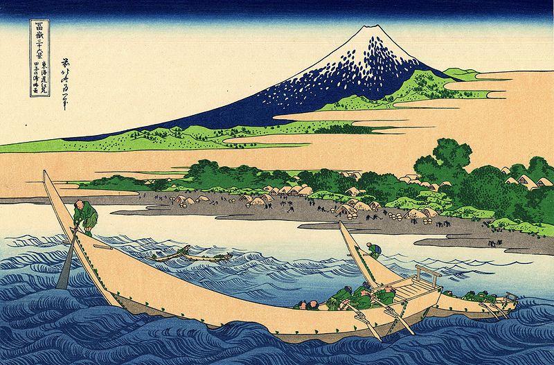 28.Плажът Тогоноура в Еджири, Токайдо