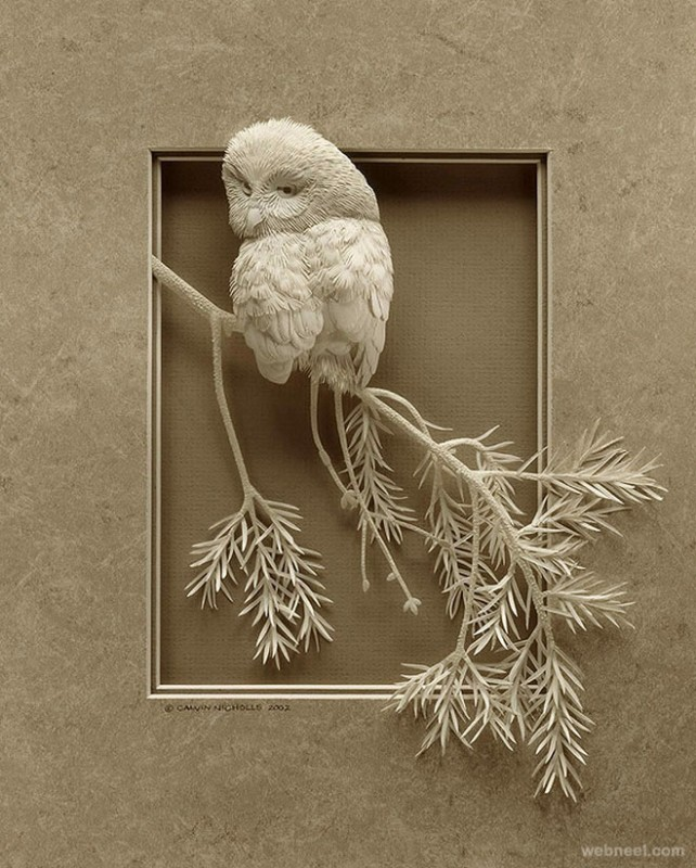 3-paper-sculpture-bird