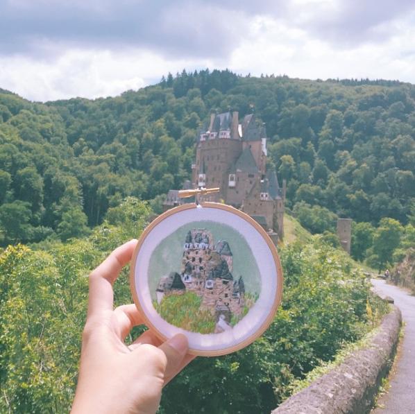 Berg Eltz Castle, Germany