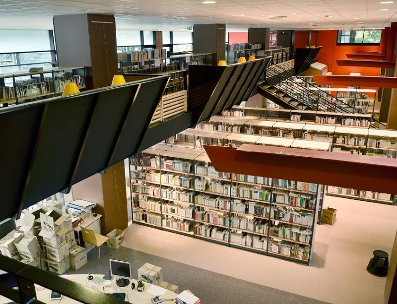 Bibliothèque Clermont-Ferrand