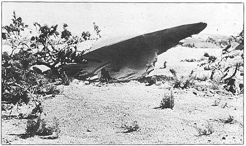 Crash in Roswell