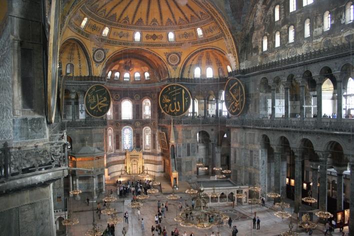 Hagia Sophia, Istanbul, Turkey 2