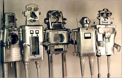 History of of Robotics