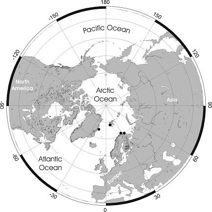 Microporella_arctica-Distribution