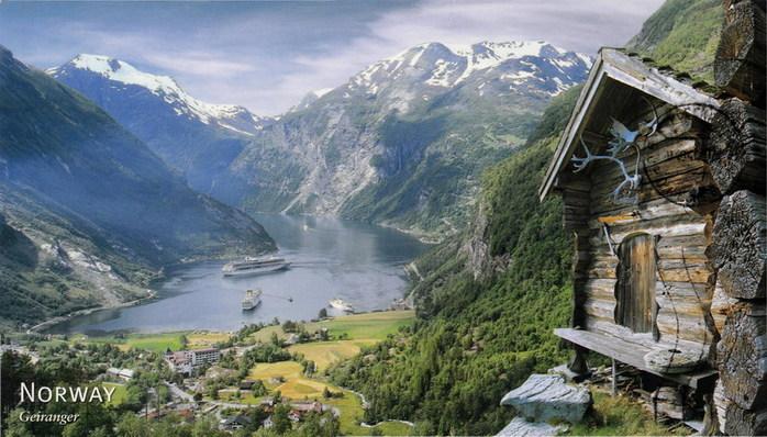 Norvegii