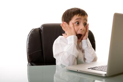 Poll stress in children
