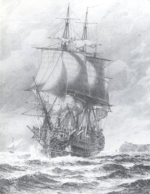 Stantissima Trinidad ship