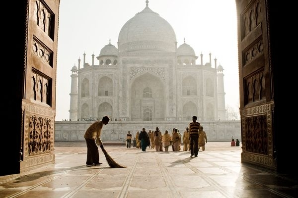 Taj Mahal, India, © Adam Gruchala 2