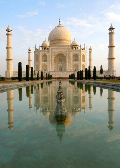 Taj Mahal, India, © Adam Gruchala