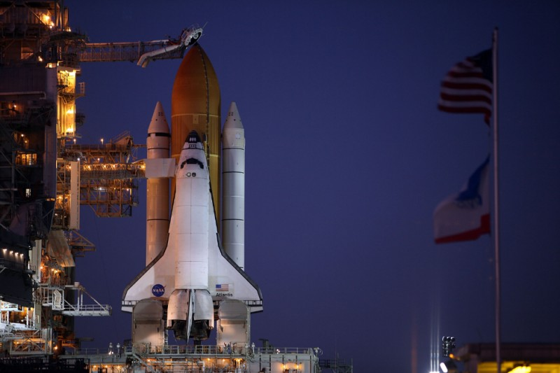 The end of the Space Shuttle