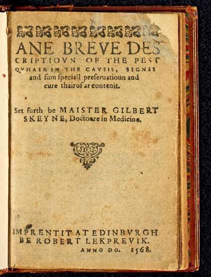 The first medical books