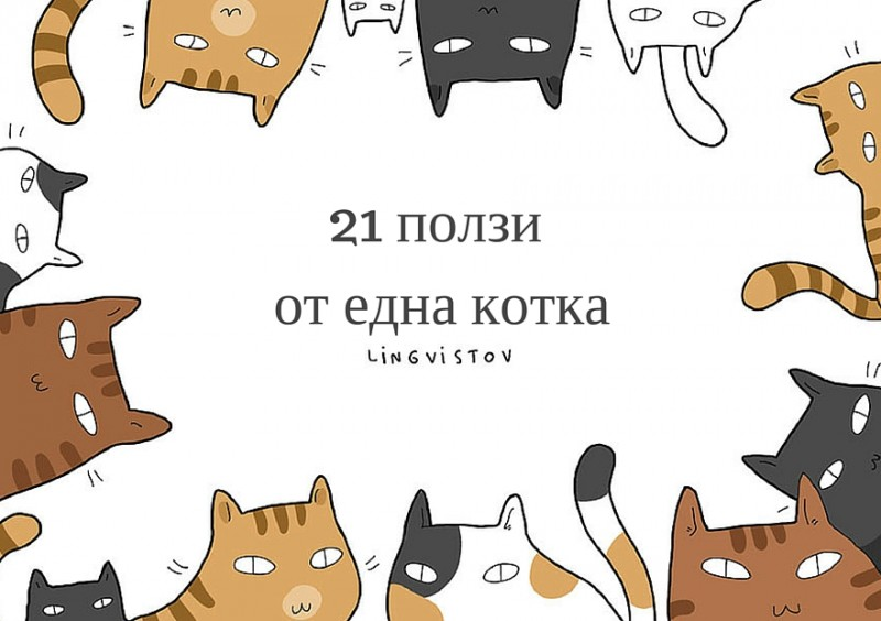 funny-illustrations-benefits-of-having-a-cat-lingvistov 2