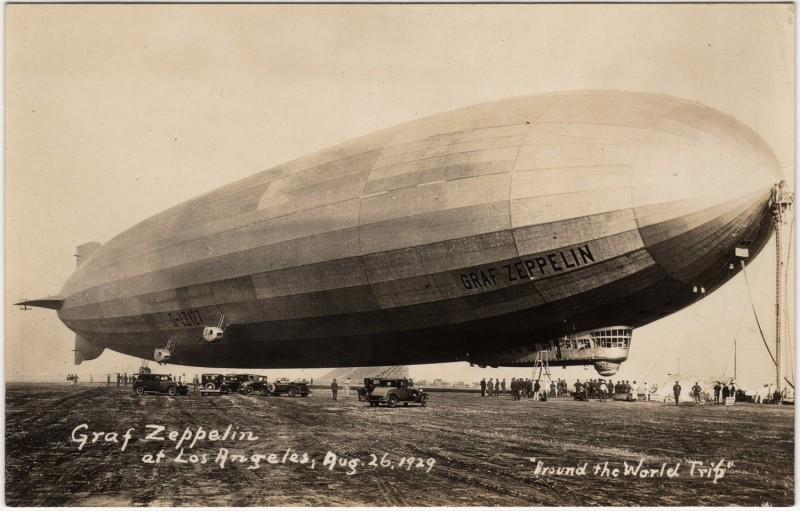 Резултат с изображение за германски цепелини